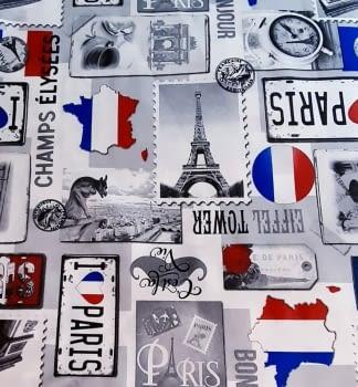 Tela loneta Francia 280