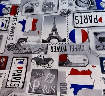 Tela loneta Francia 280 - 3