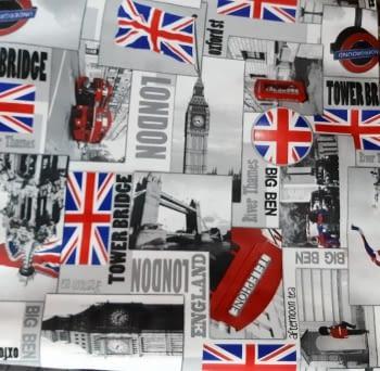 Tela loneta London 280 - 1