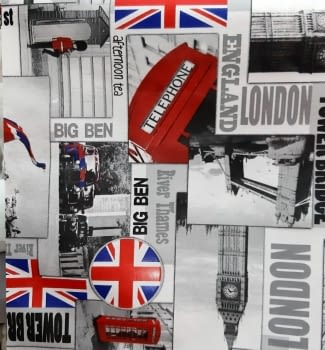 Tela loneta London 280 - 2