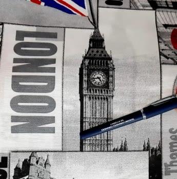 Tela loneta London 280 - 5