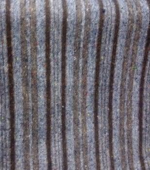 Tela lana rayas - 1