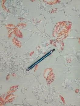 Tela cretona flor caldero 280 - 5