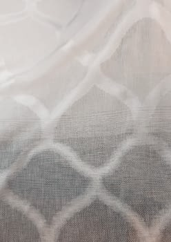 Tela degrade gris rombo - 1