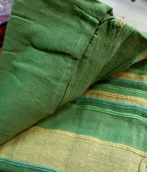 Colcha multiusos verde 180 x 260 - 1