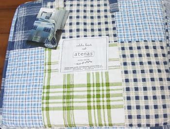 Colcha boutie squares cama 90 - 4