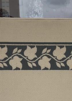 Alfombra beige greca 160 x 230 - 2