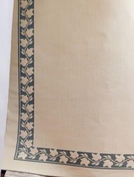 Alfombra beige greca 160 x 230 - 7
