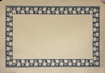 Alfombra beige greca 160 x 230 - 8