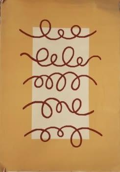 Alfombra cuerdas 160 x 230