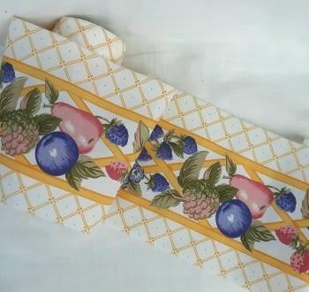 Greca frutas rombo - 4