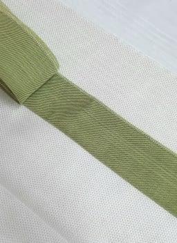 Tira presillas verde