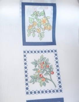 Greca cocina azul - 2