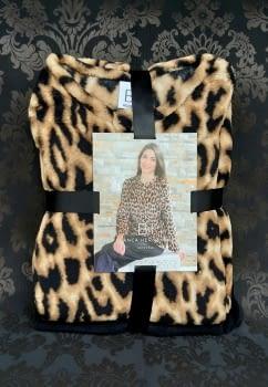 Pijama invierno leopardo - 2