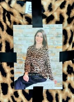 Pijama invierno leopardo - 4
