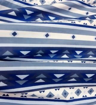 Tela franela azul 150 - 2