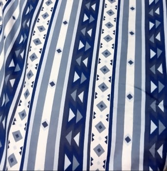 Tela franela azul 150 - 4