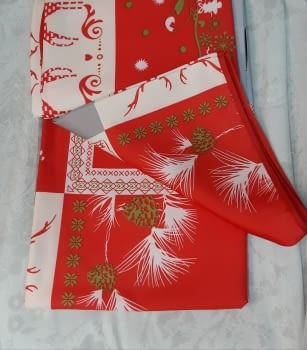 Mantel Navidad antimanchas - 1