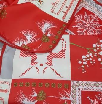 Mantel Navidad antimanchas - 2