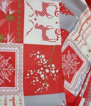 Mantel Navidad antimanchas - 4