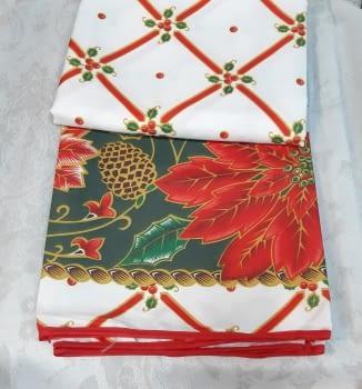 Mantel Navidad antimanchas 2