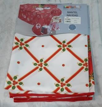 Mantel Navidad antimanchas 2 - 1