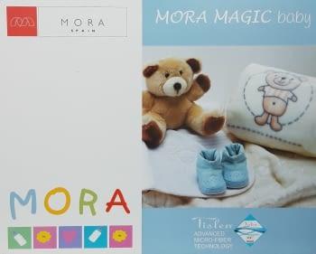 Manta Mora Cuna - 4