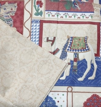 Funda nórdica India cama 150 - 1
