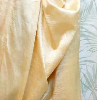 Tela stropicciato visillo amarilo