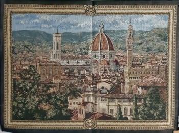 Tapiz de pared Duomo