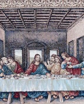 Tapiz de pared La última cena - 4