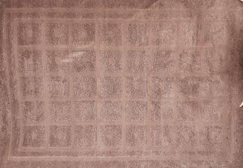 Alfombra marrón 160 x 230 - 1