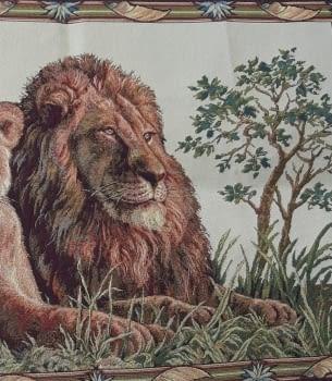 Tapiz de pared Leoni 70 x 110 - 2