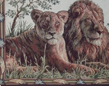Tapiz de pared Leoni 70 x 110 - 4