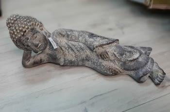 Figura buda tumbado - 7