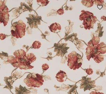 Tela flores Campiña - 1