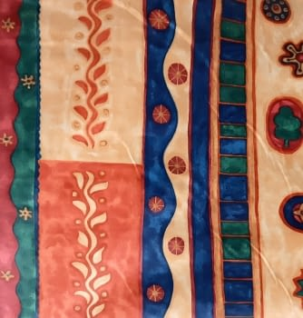 Tela algodón colores 140 - 1