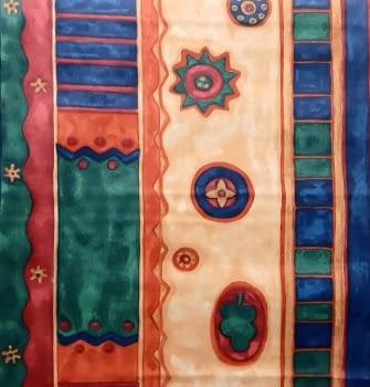 Tela algodón colores 140 - 4