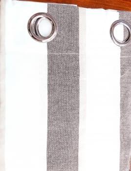Cortinas confeccionadas rsyas marrones - 3