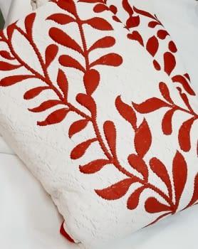 Colcha Kent rojo cama 135 - 2