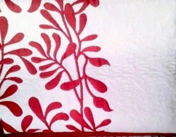 Colcha Kent rojo cama 135 - 6