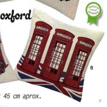 Cojines Reino Unido - 6
