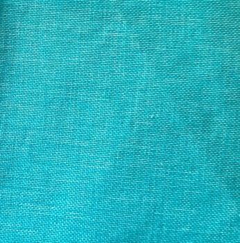 Tela exterior impermeable turquesa