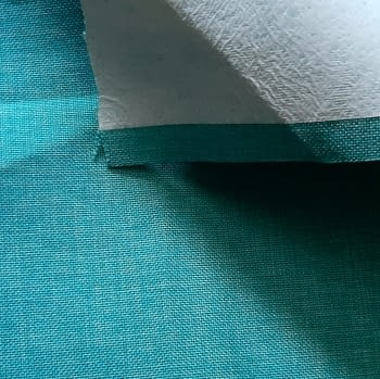 Tela exterior impermeable turquesa - 4