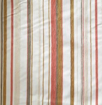 Tela tapicería rayas chenilla