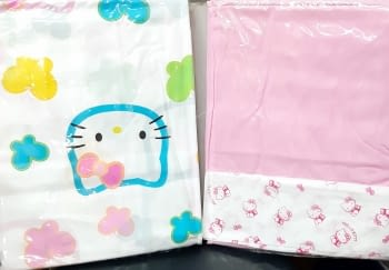 Juego sábanas Hello Kitty - 1