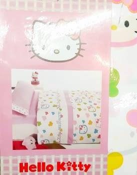 Juego sábanas Hello Kitty - 2