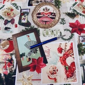 Tela Navidad original 280 - 2