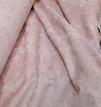 Tela chenilla rosa 280 - 1
