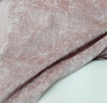 Tela chenilla rosa 280 - 2